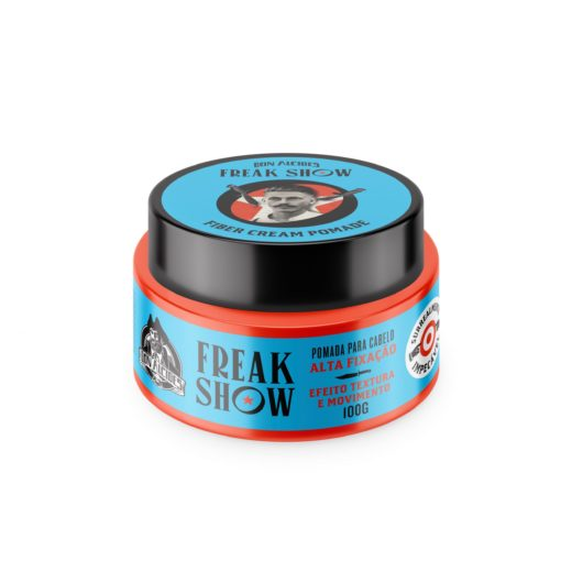 Pomada Fiber Cream Don Alcides Freak Show