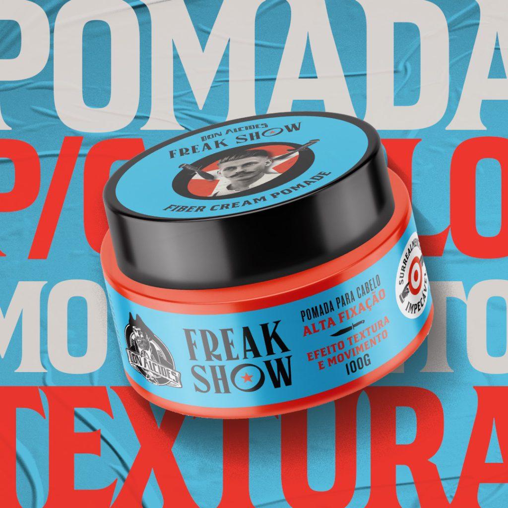Pomada Fiber Cream Don Alcides
