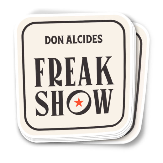 sticker-freak-show