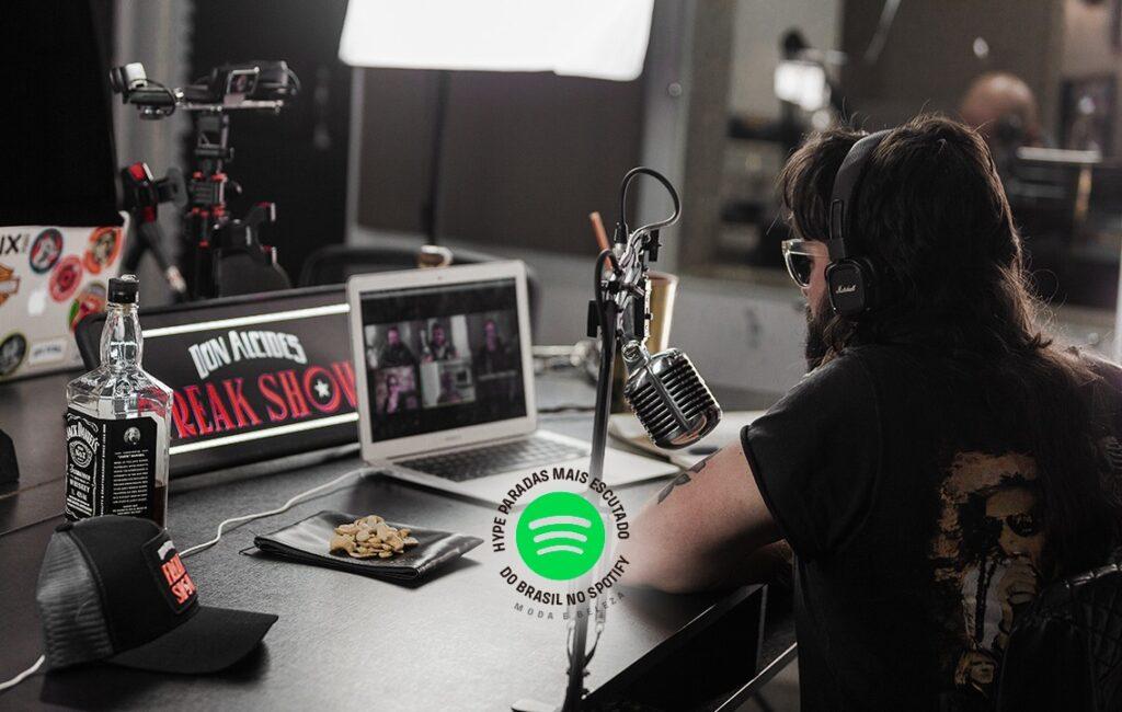 Podcast Don Alcides Freak Show