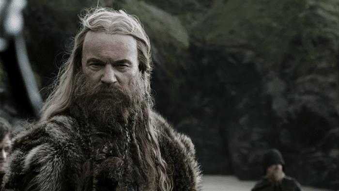 barba com tranças
