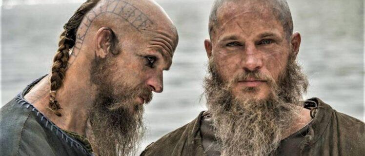 barba viking