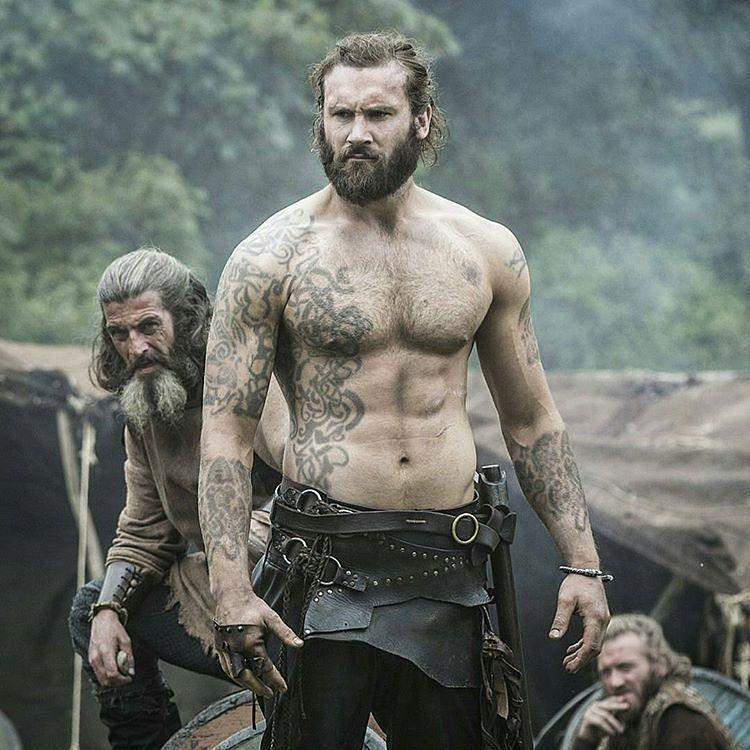 como ter uma barba viking