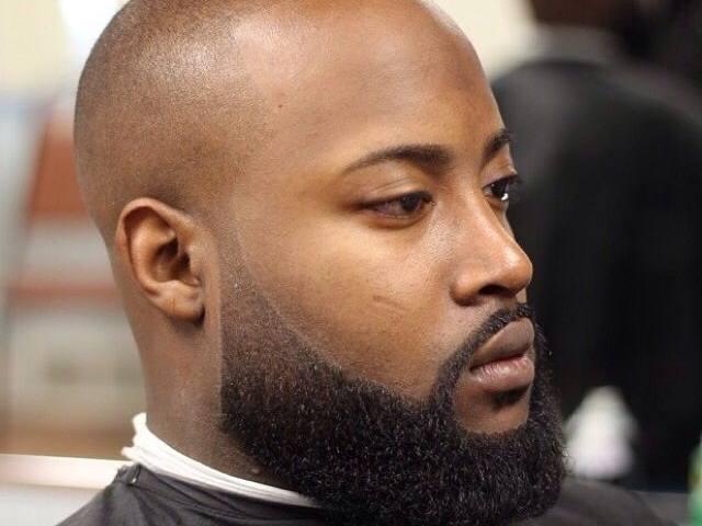 barba degrade