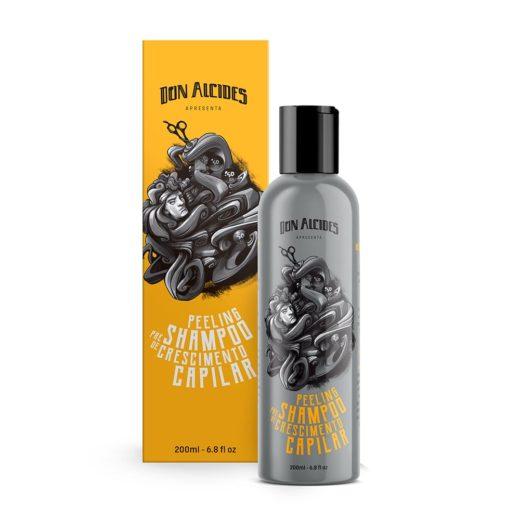 Peeling Pré Shampoo de Crescimento Capilar