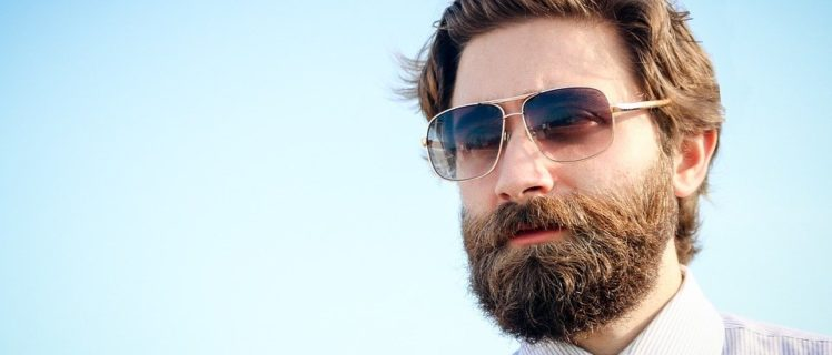 barba protetor solar