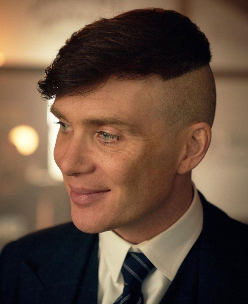 Corte de cabelo masculino: side zero