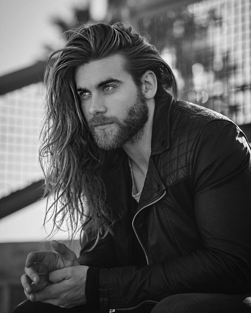Corte Masculino: Messy Waves