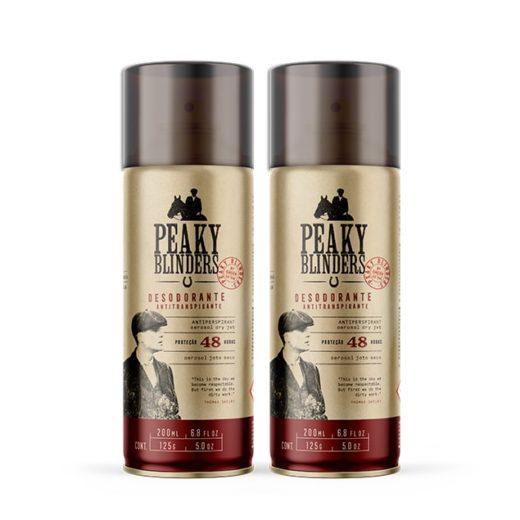 Desodorante Peaky Blinders