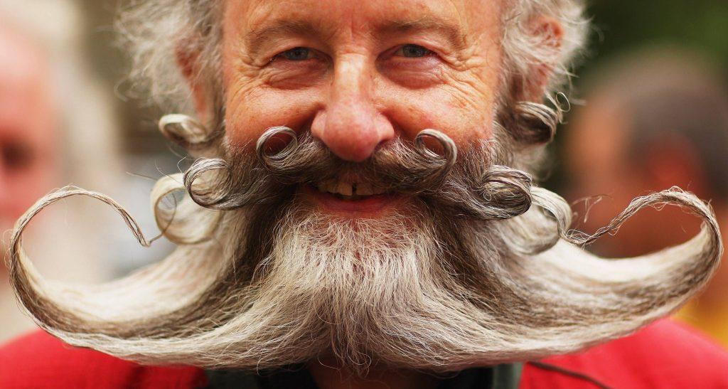 crescer barba