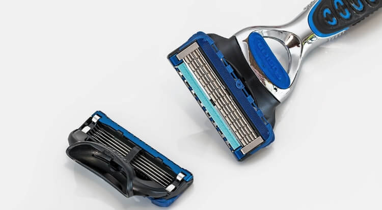 laminas de barbear