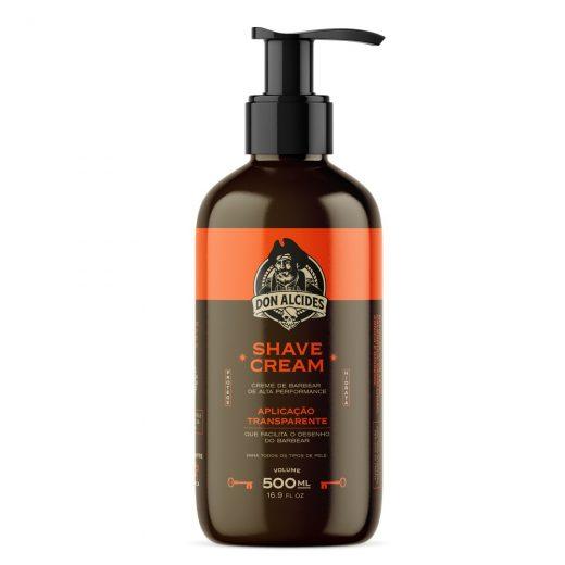 Shave Gel Cream Don Alcides