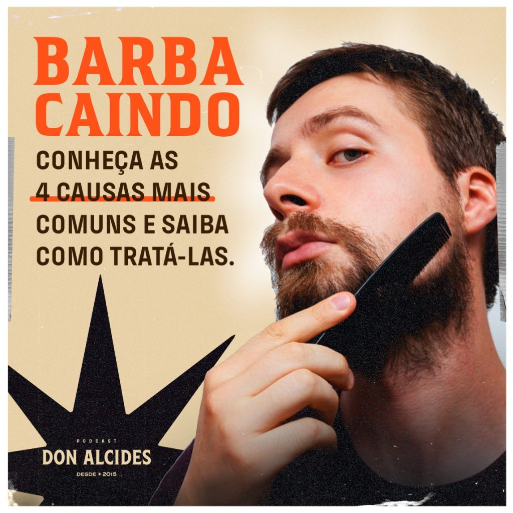 Podcast Barba Caindo