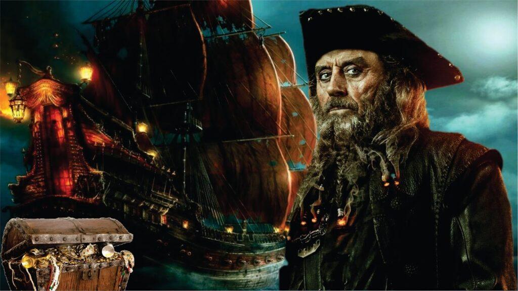 A Barba do Pirata Barba Negra