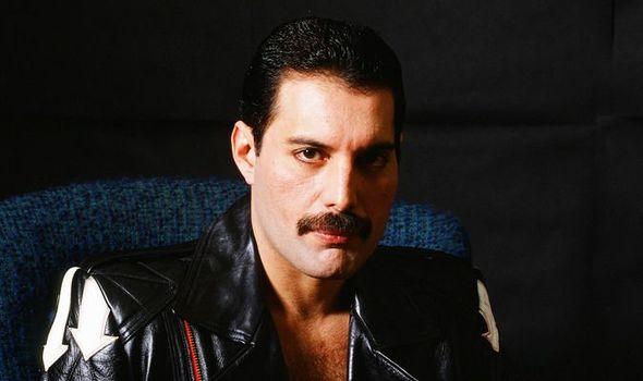 Bigode de Freddie Mercury