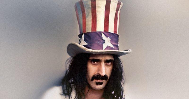 Frank Zappa e sua barba