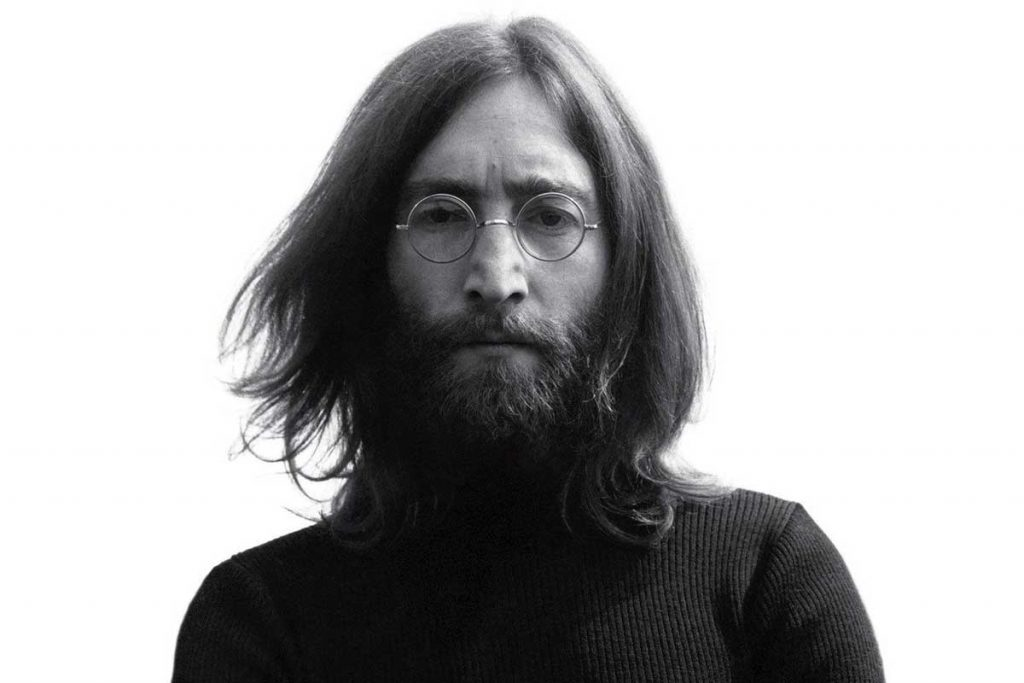 John Lennon Barba