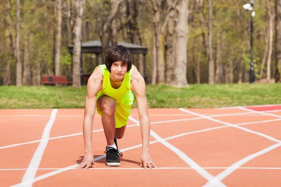 os benefícios do esporte na adolescência