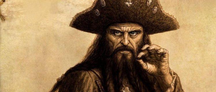 pirata barba negra