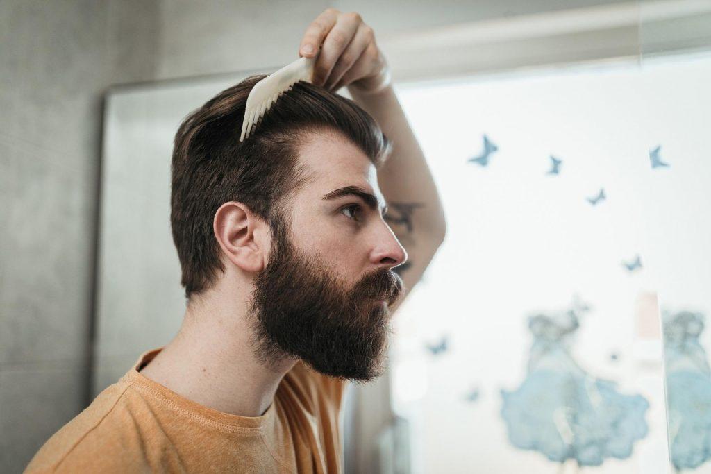 quanto tempo demora para crescer o cabelo masculino