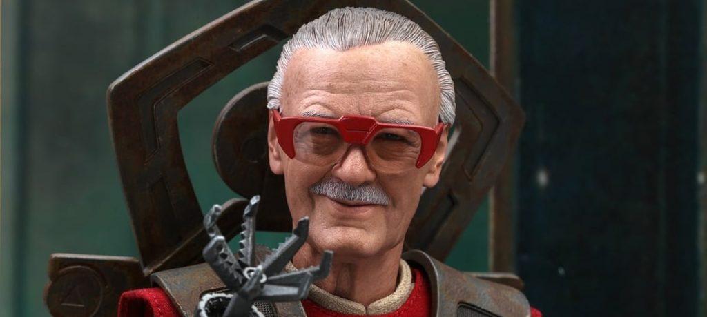 Stan Lee barbeiro