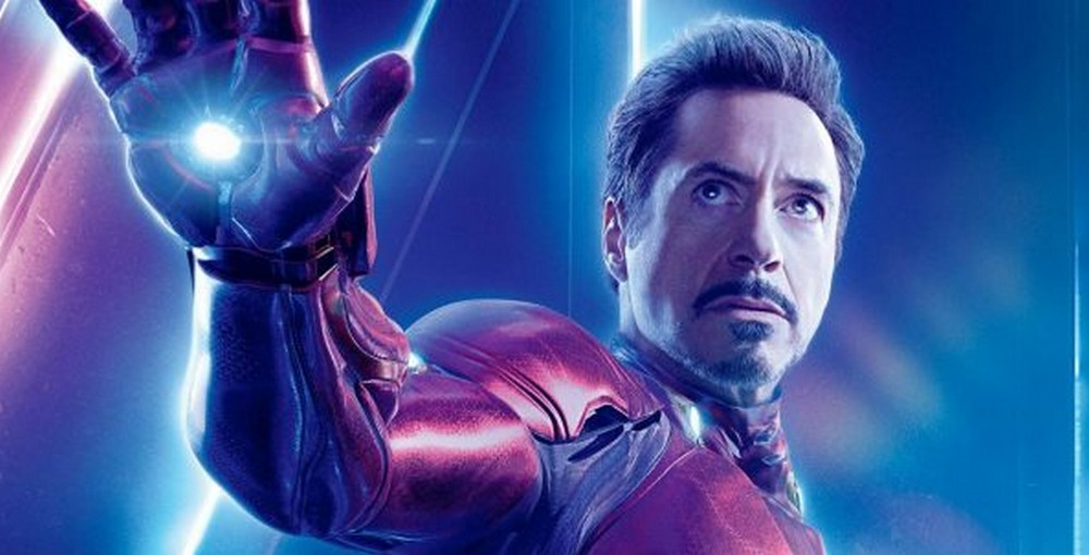 Tony Stark e sua barba âncora