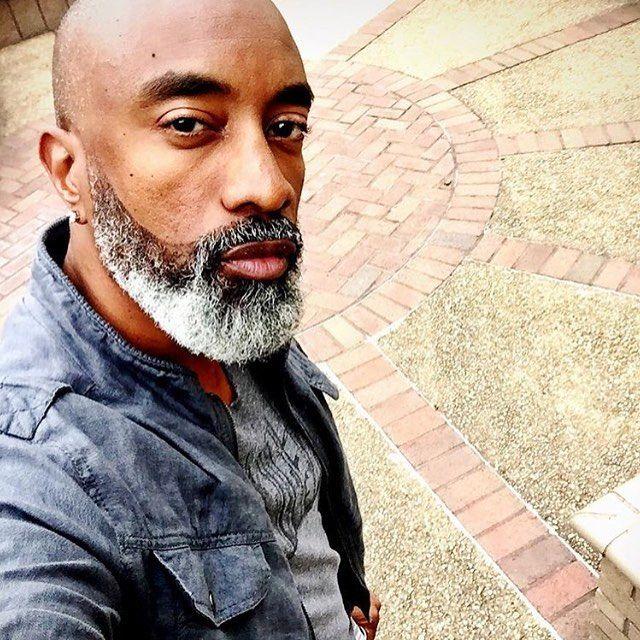 barba branca estilo
