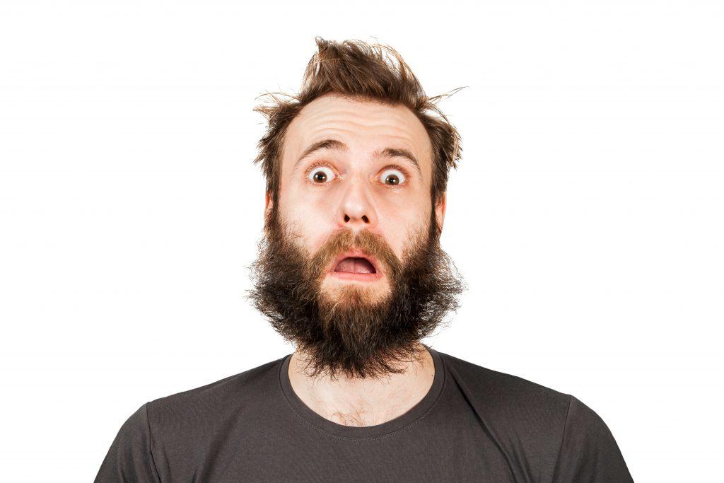 barba ressecada