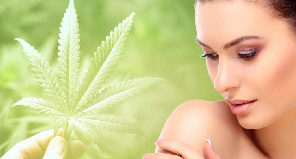 Benefícios dos cosméticos CBD