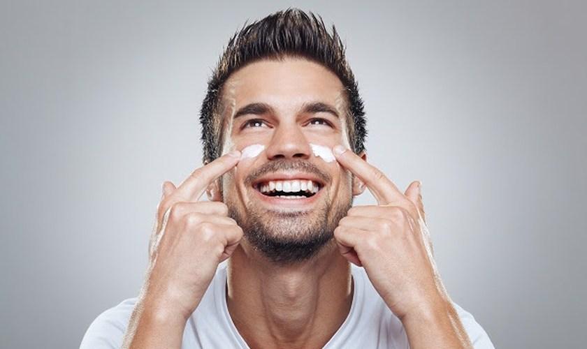 protetor solar facial masculino