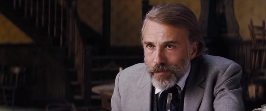 Barba do Dr. King Schultz