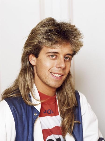 cabelo mullet anos 80