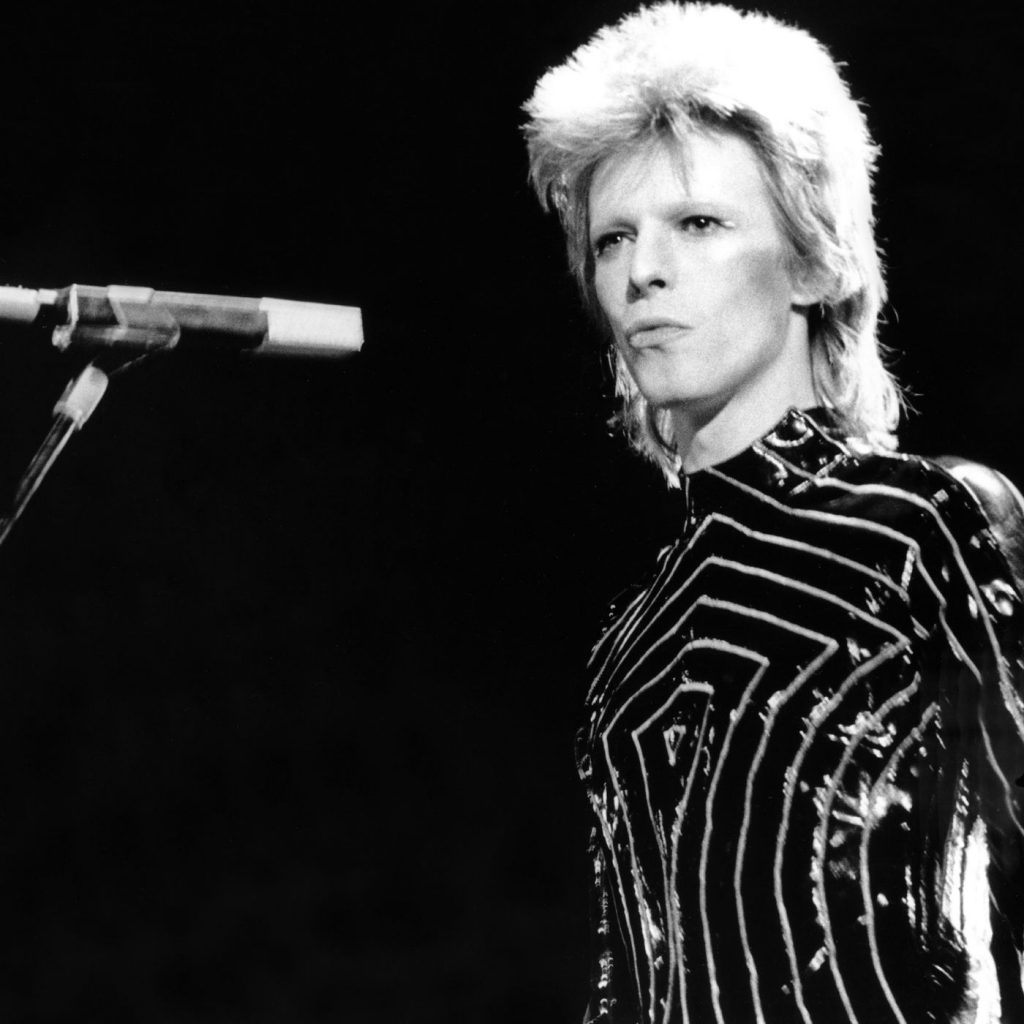 David Bowie Mullets