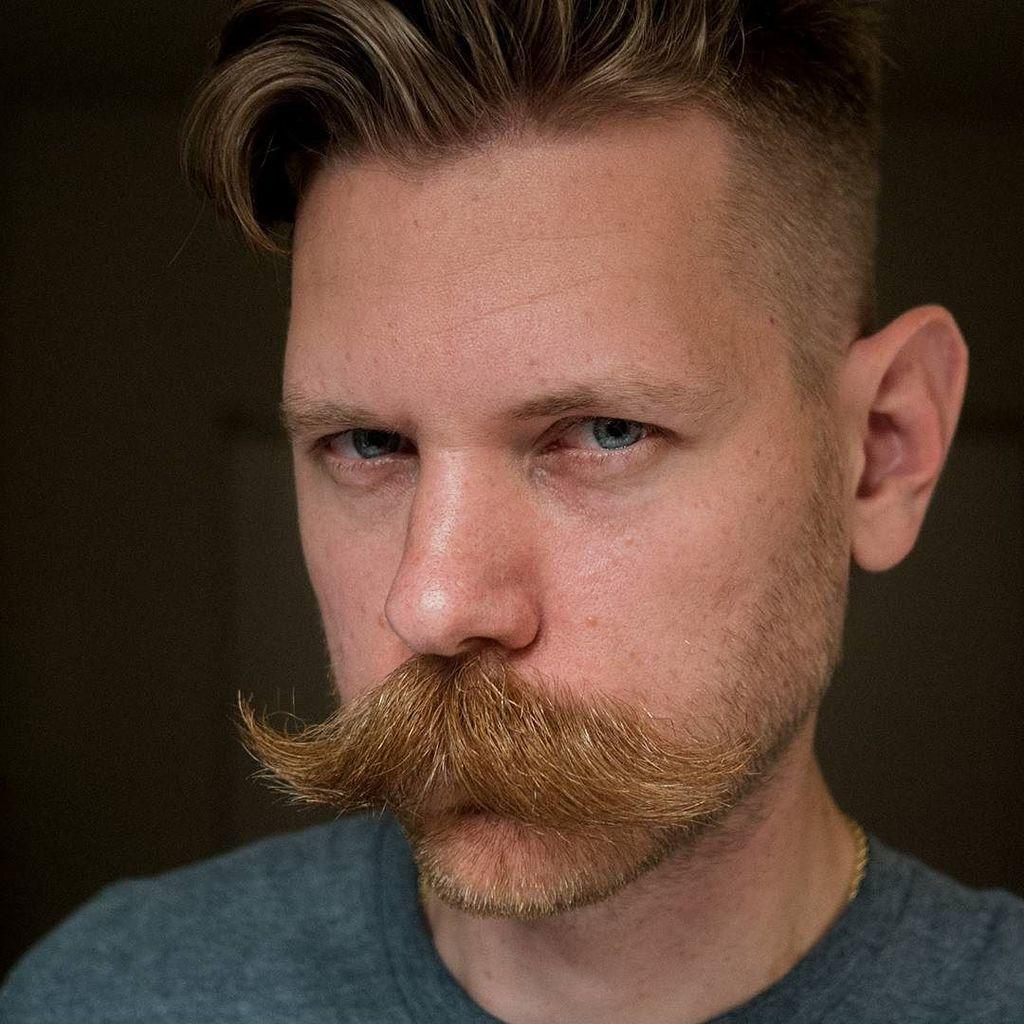 Eric Bandholz beardstache