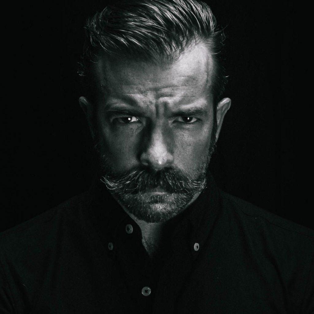 Jeffrey Buoncristiano beardstache