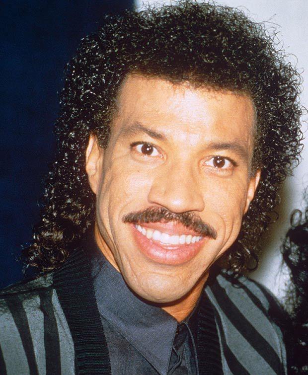 Mullet Lionel Richie