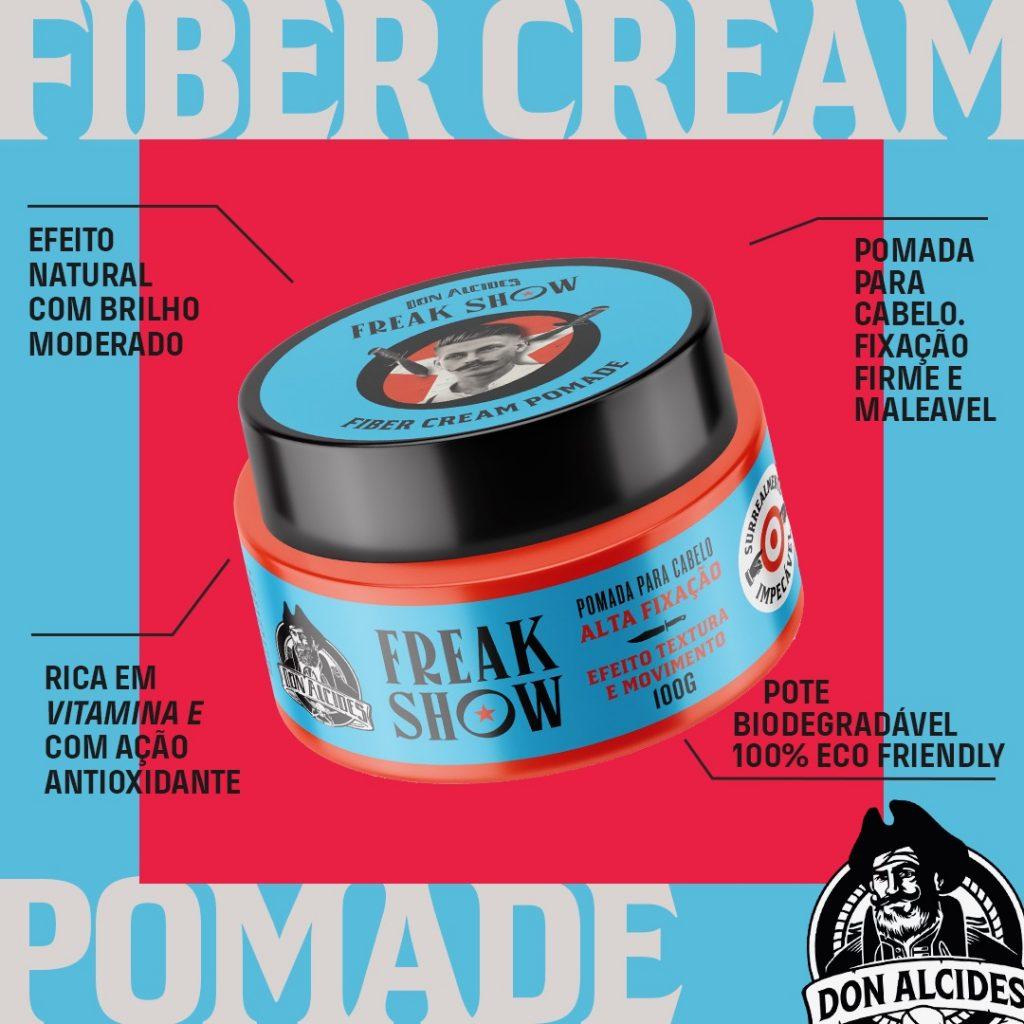 pomada fiber cream