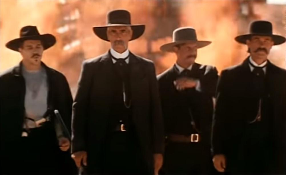 Sam Elliot em Tombstone