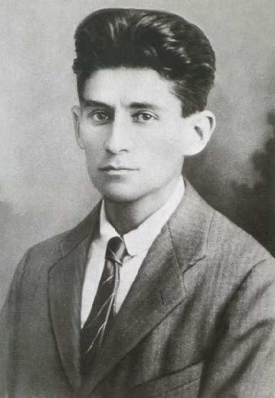 Franz Kafka Pompadour