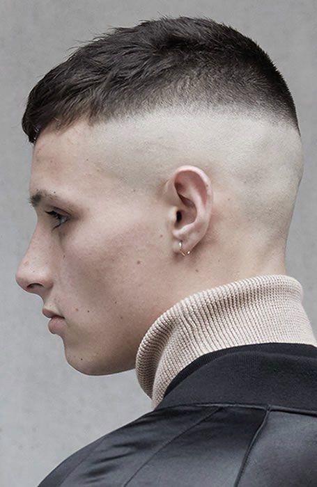 side zero para cabelos curtos
