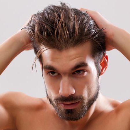 pomada modeladora para cabelo