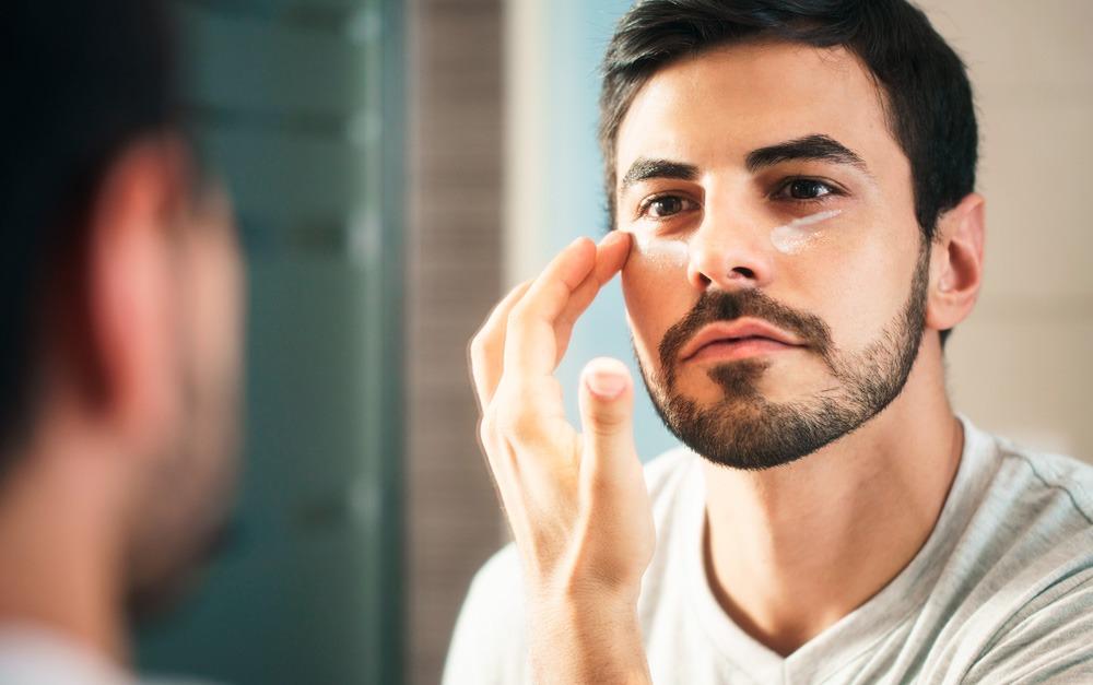 produtos para o cuidado com a pele masculina