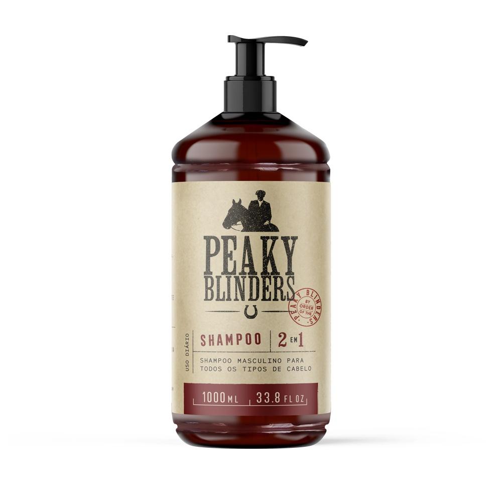 shampoo para cabelo masculino 1l